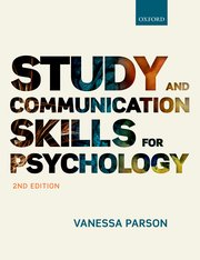 Cover for   Study and Communication Skills for Psychology
