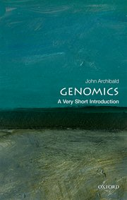 Cover for   Genomics: A Very Short Introduction