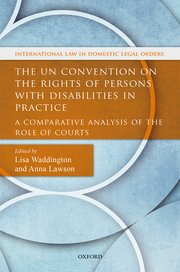 Cover for   The UN Convention on the Rights of Persons with Disabilities in Practice
