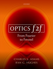 Cover for   Optics f2f