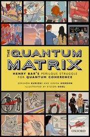 Cover for   The Quantum Matrix