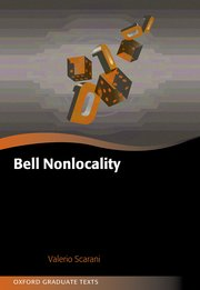 Cover for   Bell Nonlocality