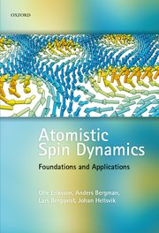 Cover for   Atomistic Spin Dynamics