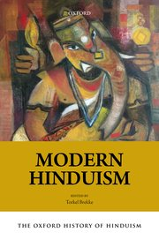 Cover for   The Oxford History of Hinduism