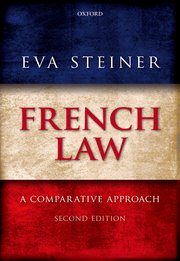 Cover for   French Law