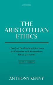 Cover for   The Aristotelian Ethics