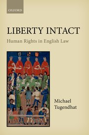 Cover for   Liberty Intact