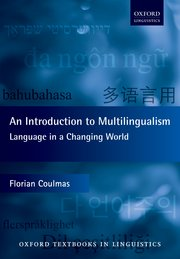 Cover for   An Introduction to Multilingualism