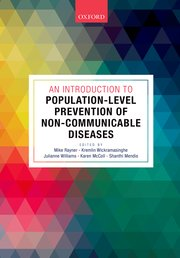Cover for   An Introduction to Population-level Prevention of Non-Communicable Diseases