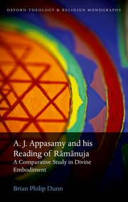 Cover for   A. J. Appasamy and his Reading of Ramanuja