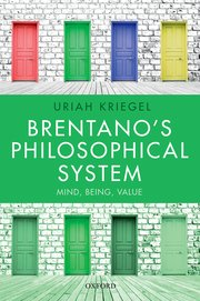 Brentano's Philosophical System: Mind, Being, Value Book Cover