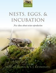 Cover for   Nests, Eggs, and Incubation