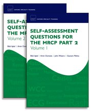 Cover for   Self-assessment Questions for the MRCP Part 2