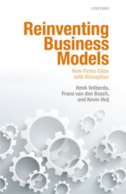 Cover for   Reinventing Business Models