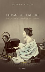 Cover for   Forms of Empire