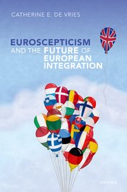 Cover for   Euroscepticism and the Future of European Integration