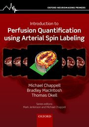 Cover for   Introduction to Perfusion Quantification using Arterial Spin Labelling