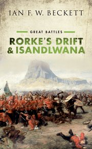 Cover for   Rorkes Drift and Isandlwana