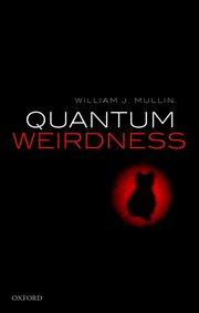 Cover for   Quantum Weirdness