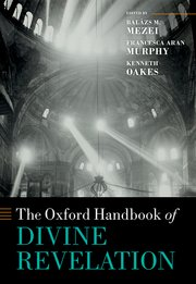 The Oxford Handbook of Divine Revelation Book Cover