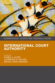 Cover for   International Court Authority