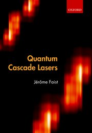 Cover for   Quantum Cascade Lasers