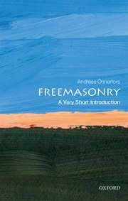 Cover for   Freemasonry: A Very Short Introduction