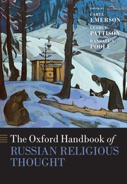 The Oxford Handbook of Russian Religious Thought Book Cover