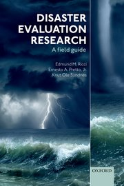 Cover for   Disaster Evaluation Research