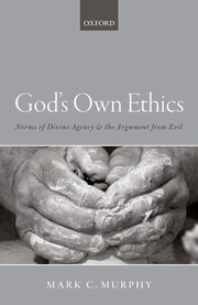 Cover for   Gods Own Ethics