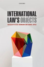 Cover for   International Laws Objects