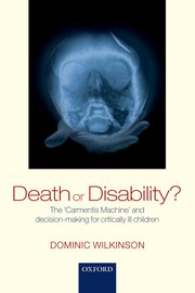 Cover for   Death or Disability?