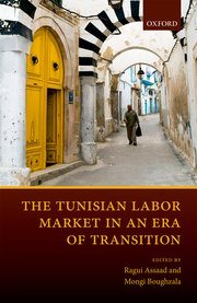 Cover for   The Tunisian Labor Market in an Era of Transition