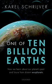 Cover for   One of Ten Billion Earths