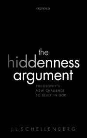 Cover for   The Hiddenness Argument