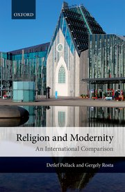 Cover for   Religion and Modernity