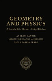 Cover for   Geometry and Physics: Volume I