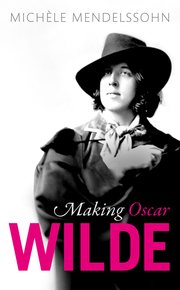 Cover for Making Oscar Wilde