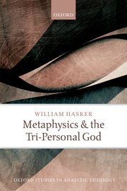 Cover for   Metaphysics and the Tri-Personal God