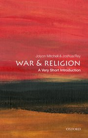 Cover for   War and Religion: A Very Short Introduction