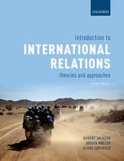 Cover for   Introduction to International Relations 7e