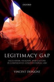 Cover for   Legitimacy Gap