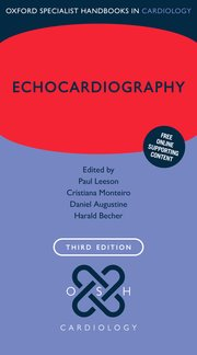Cover for   Echocardiography