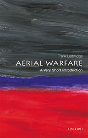 Cover for   Aerial Warfare: A Very Short Introduction