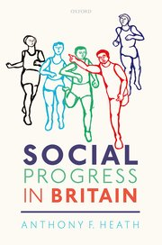 Cover for   Social Progress in Britain