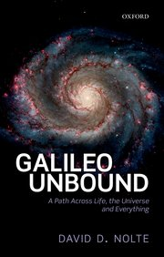 Cover for   Galileo Unbound