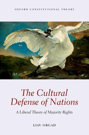 Cover for   The Cultural Defense of Nations