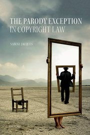 Cover for   The Parody Exception in Copyright Law
