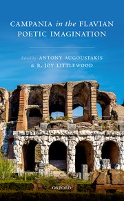 Cover for   Campania in the Flavian Poetic Imagination