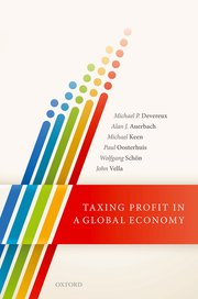 Cover for   Taxing Profit in a Global Economy